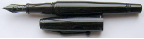 Invincia Stealth Black Fountain Pens by MonteVerde