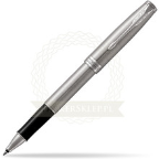 Sonnet Metal & Pearl CT Rollerball Pen by Parker®