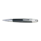 Pallas Black Resin Convertible RB/BP Pen by Waterford®