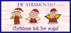 Blue Ink/Angels Scent Premium Bottled Ink [Christmas Series] by De Atramentis®