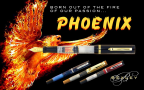 Phoenix Fountain Pens by Bexley®..piston fill