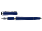 Skribent Platinum Trim Fountain Pen Series by Cleo Skribent®