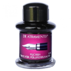 Fuchsia Premium Fountain Pen Bottled Ink by De Atramentis®
