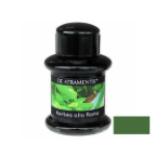 Herbs alla Roma Scented/Green Premium Bottled Ink by De Atramentis®
