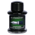 Pine Green Premium Fountain Pen Bottled Ink by De Atramentis®