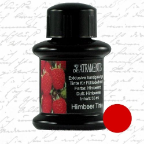 Raspberry Fruit Scented/Raspberry Red Premium Fountain Pen Ink by De Atramentis®