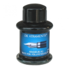 Sky Blue Premium Fountain Pen Bottled Ink by De Atramentis®