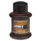 Yellow Orange Premium Fountain Pen Bottled Ink by De Atramentis®
