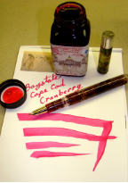 Baystate Cape Cod Cranberry 3 oz Bottled Ink by Noodler's Ink®