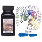 Navy 3 oz Bottled Ink by Noodler's Ink®