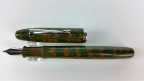 Neponset Chickamauga Ebonite Music Nib Fountain Pen Series by Noodler's Ink®