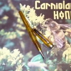 Carniolan Honey Standard Flex Nib Fountain Pen by Noodler's Ink® [piston fill]