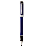 Duofold Classic Blue and Black CT Rollerball Pen by Parker®