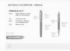 IM Premium Rollerball Pen Series from Parker®...2016 releases [seven finishes]