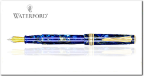 Celestial Fountain Pen with Gold Plated Accents by Waterford®