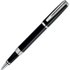 Exception Night & Day Black ST Rollerball Pen by Waterman®