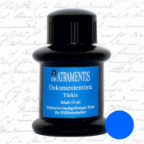 Document Ink-Turquoise Ink by De Atramentis®