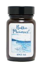 Baltic Memories Handmade Fountain Pen ink from KWZ Ink