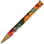"Monet Sunflowers Ballpoint Pen ""Accessories"" Series by Metropolitan Museum of Art®"