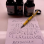 Bernanke Blue Fast Dry Ink by Noodler's Ink®..3 oz